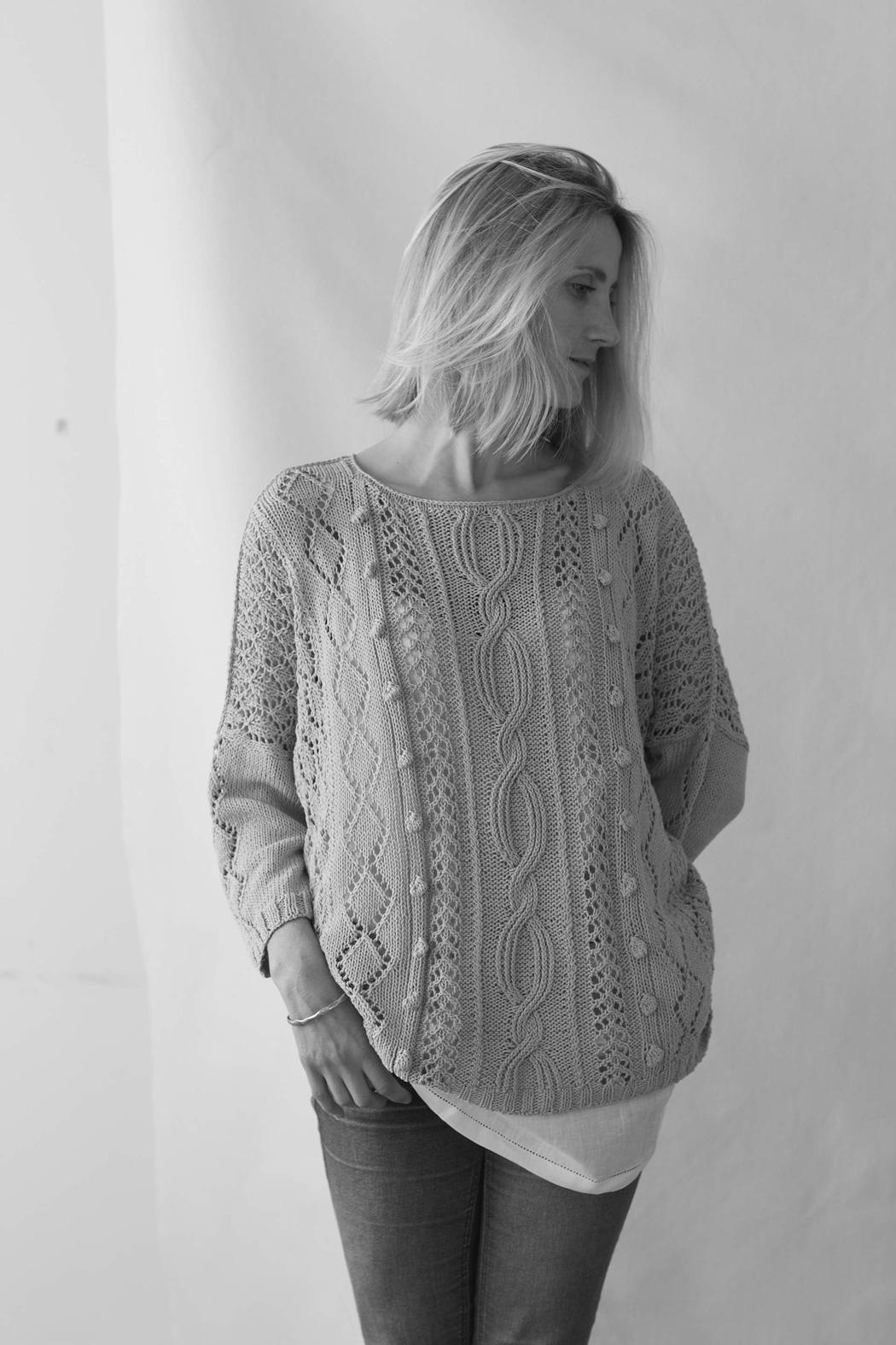 Erika Knight Studio Linen Amalfi The Knitting Shed
