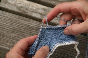 tent-stitch