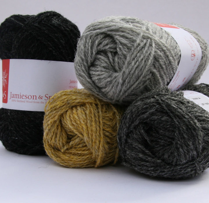 Jamieson-&-Smith 2ply Jumper weight