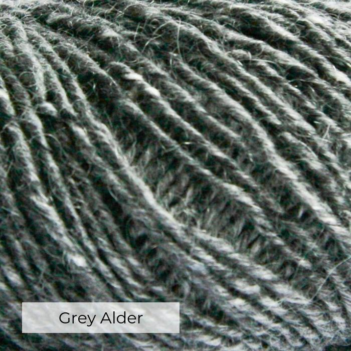 Grey alder